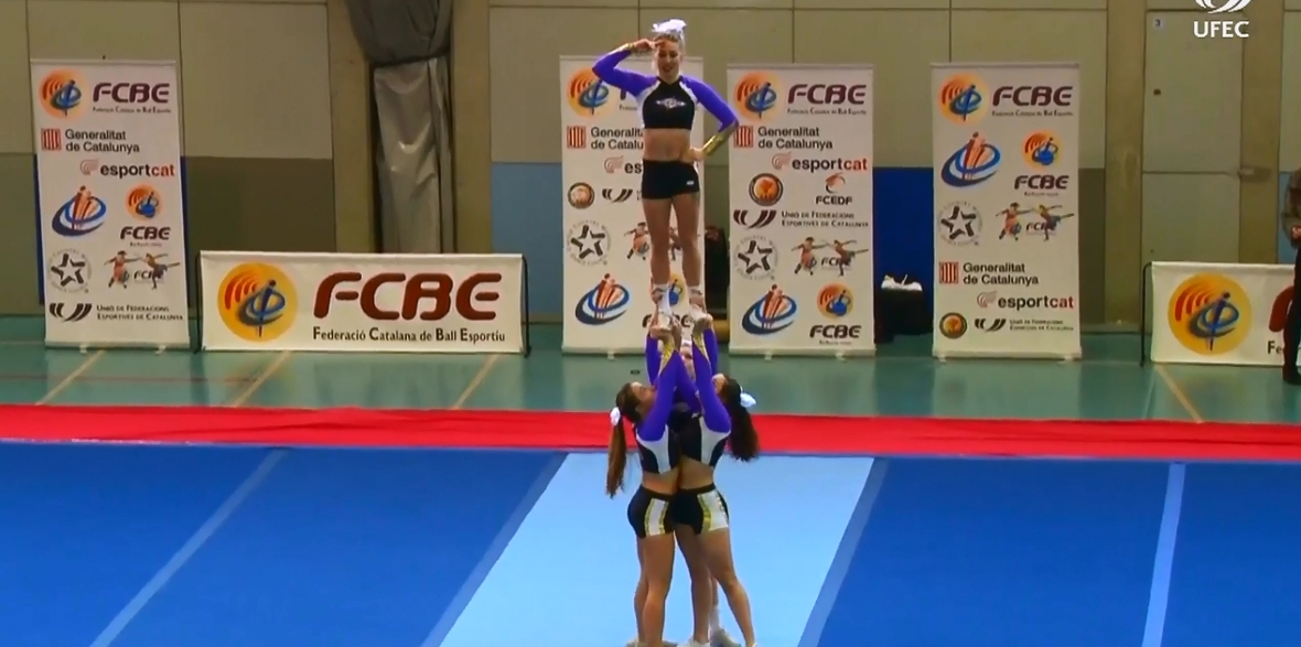 Open Catalunya Cheerleading