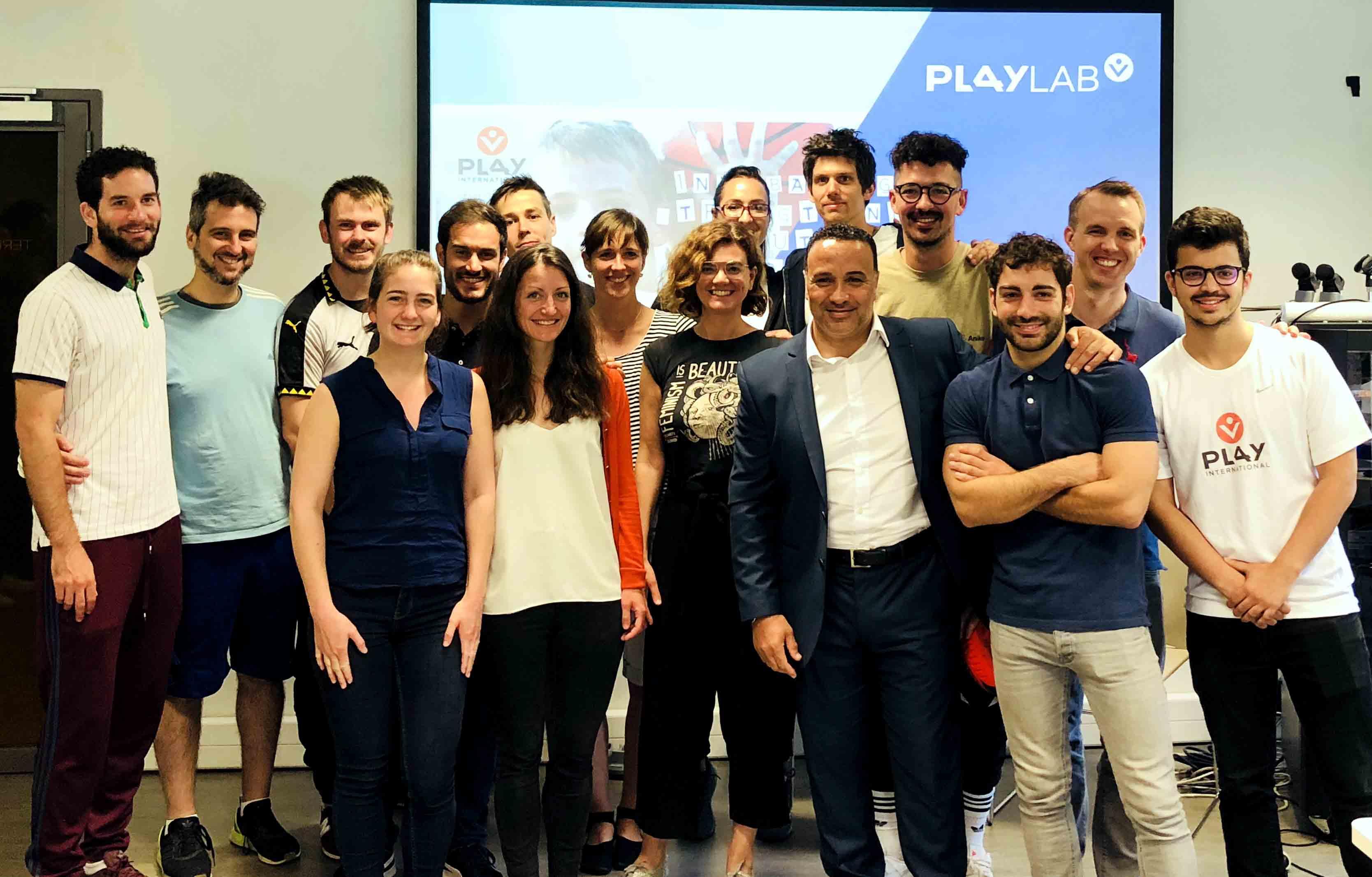 PlayLab Incubator Programm