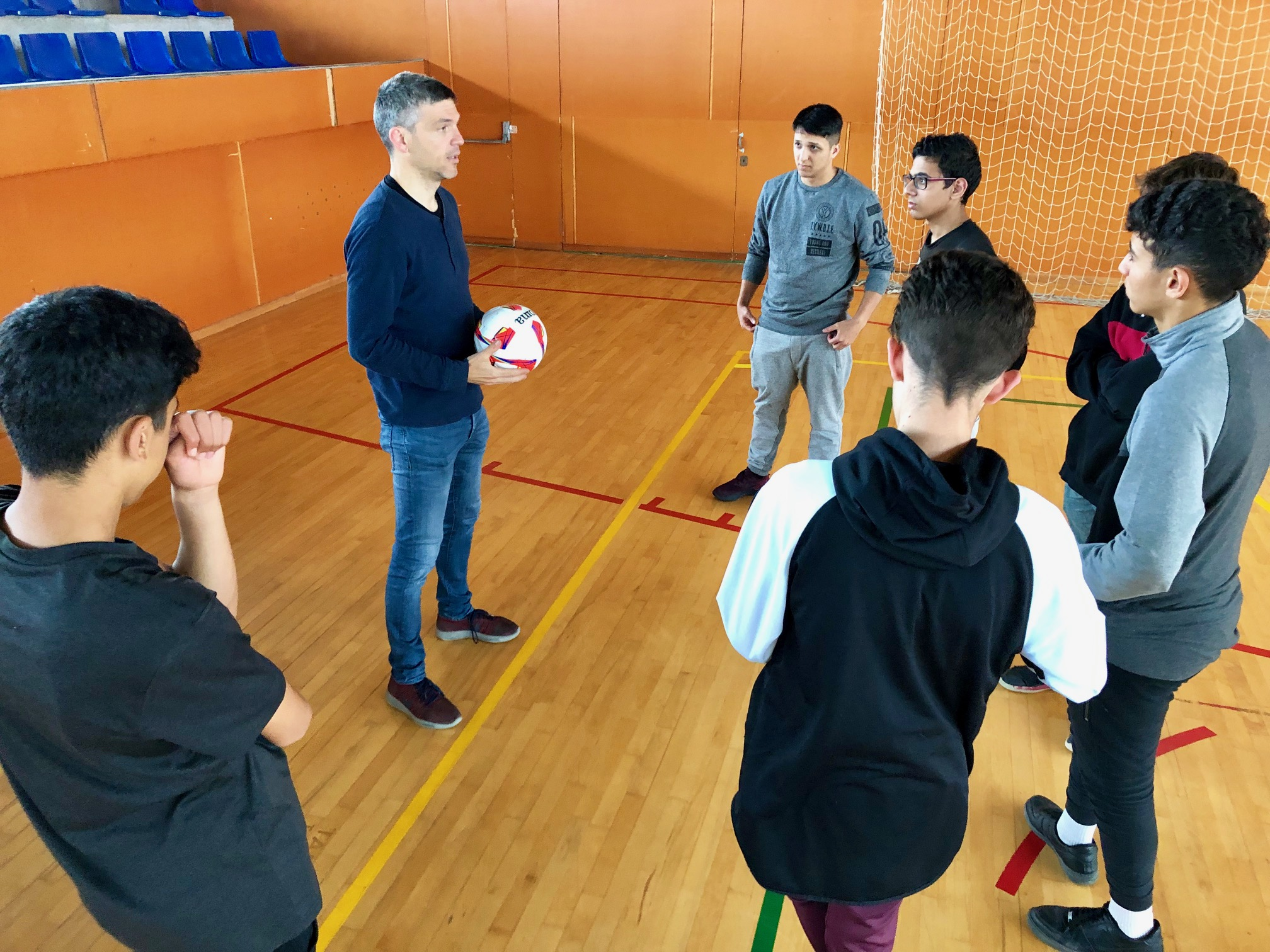INSERsport futbol sala Premià de Dalt